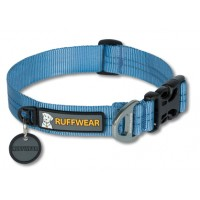 Ruffwear Hoopie Collar™ hondenhalsband ijsblauw