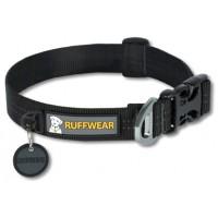 Ruffwear Hoopie Collar™ hondenhalsband zwart
