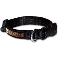 Ruffwear Hoopie Collar™ zwart hondenhalsband previous design