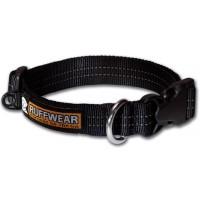 Ruffwear Hoopie Collar™ zwart hondenhalsband previous design
