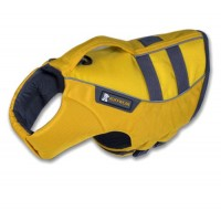 Hondenzwemvest Ruffwear K-9™ Float coat geel