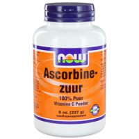 NOW Ascorbinezuur Vitamine C