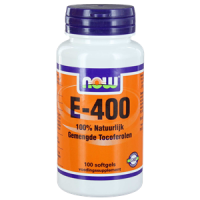 NOW Vitamine E-400 gemengde tocoferolen