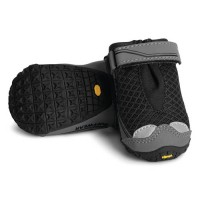 Hondenschoenen Ruffwear Grip Trex 2 stuks zwart