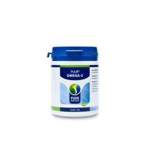 Omega-3 visolie capsules