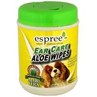 Espree reinigingsdoekjes voor hondenoren